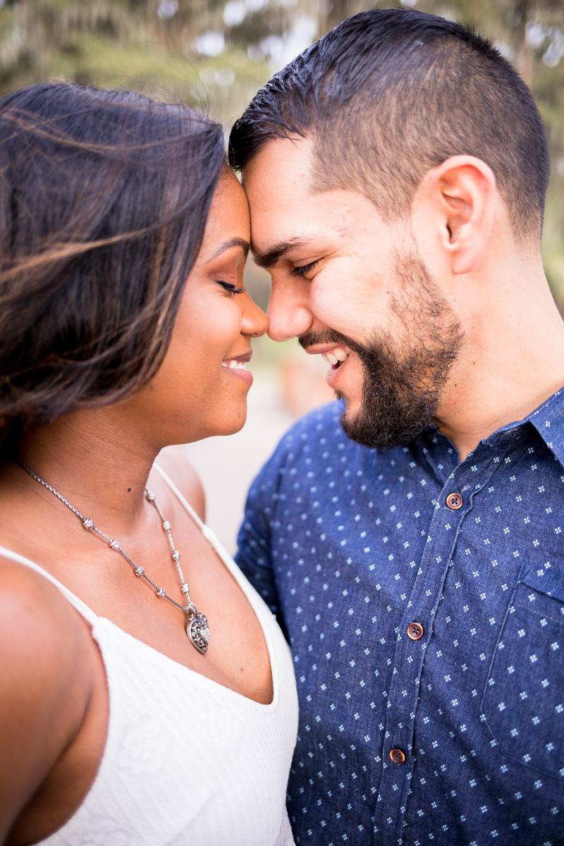 CYPRESS GROVE ENGAGEMENT SESSION CRYSTAL LILY PHOTOGRAPHY EMBRACE