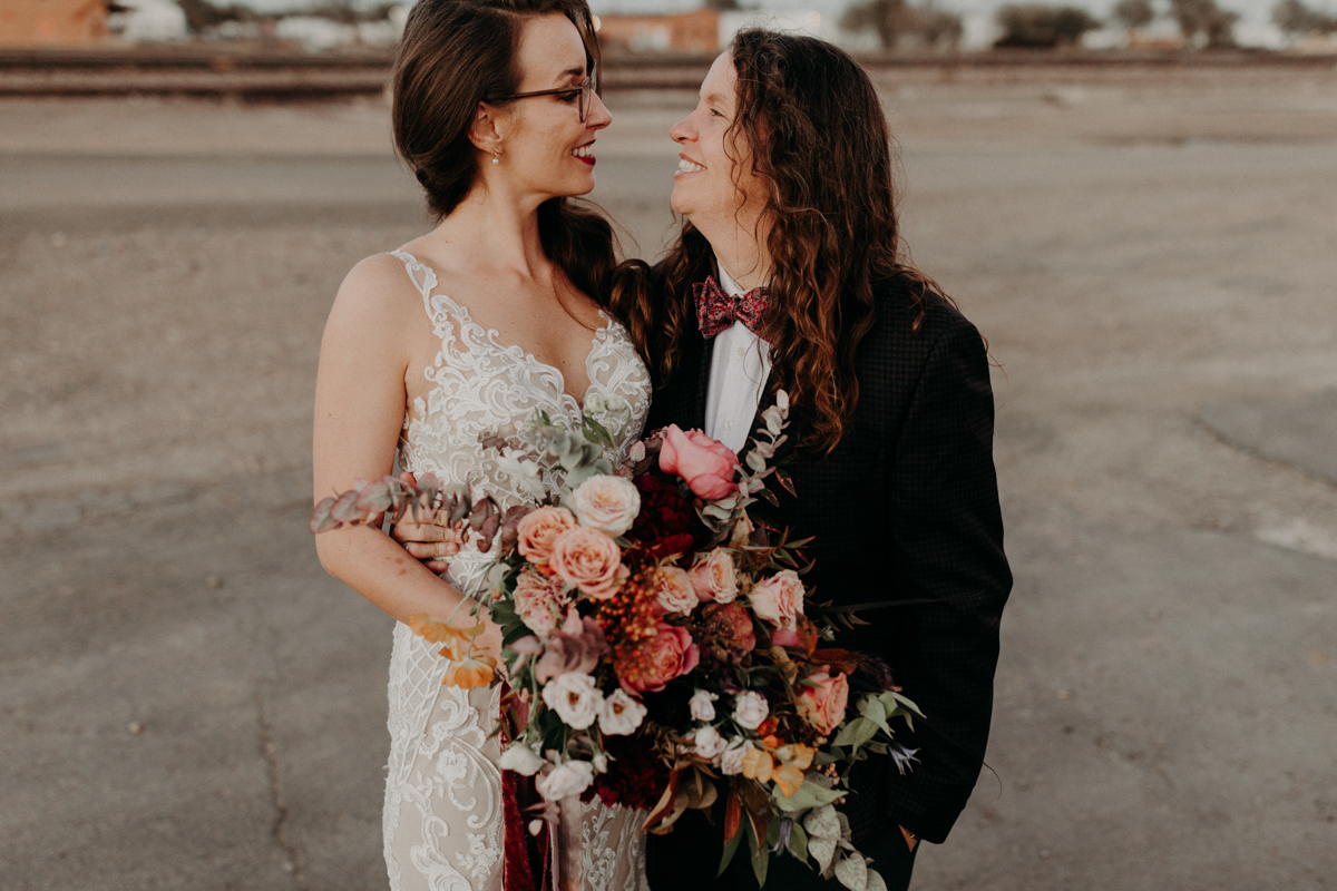 Abby + Nick's Texas Wedding  — Photo by  Ritter Collective