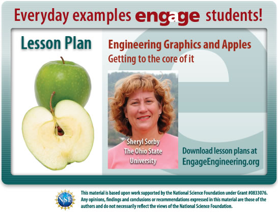 Engineering Gra[hics and Apples
