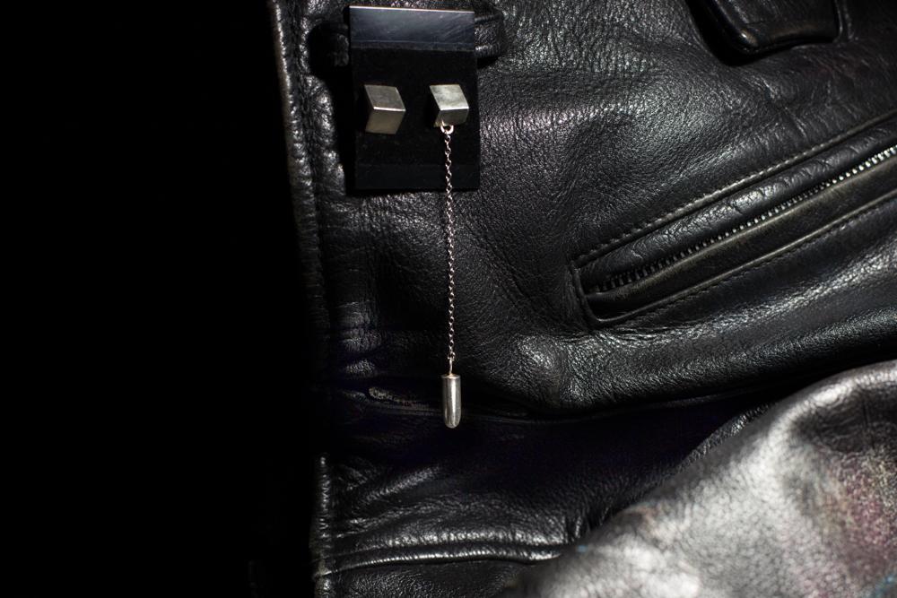 The Bullet (earrings)