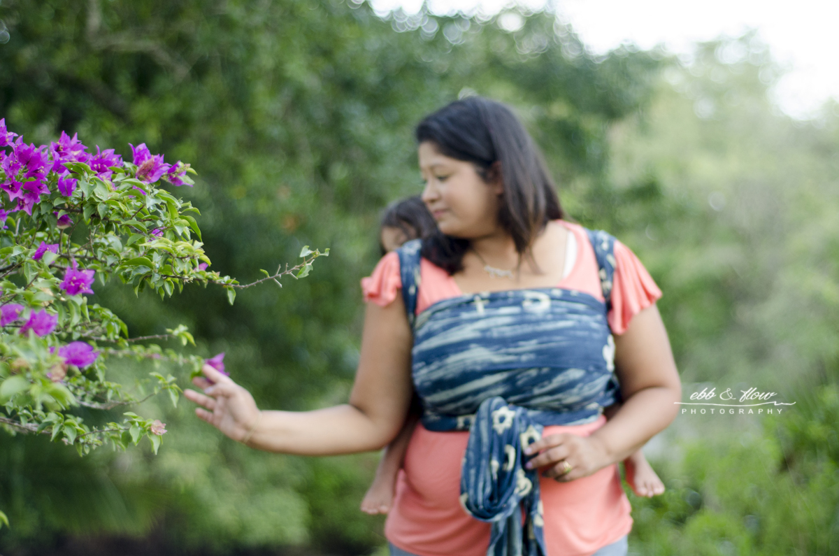 bougainvillea-and-babywearing
