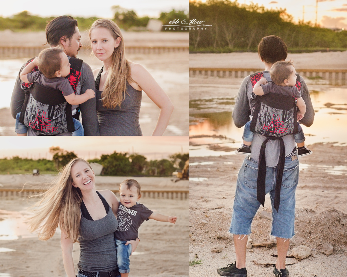Zombie Apocalypse family session // #jabonetemonth // Ebb and Flow Photography