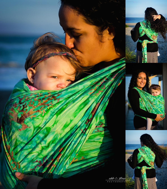 Wrapsody Zoe Hybrid - babywearing photography - www.ebbandflow.photography