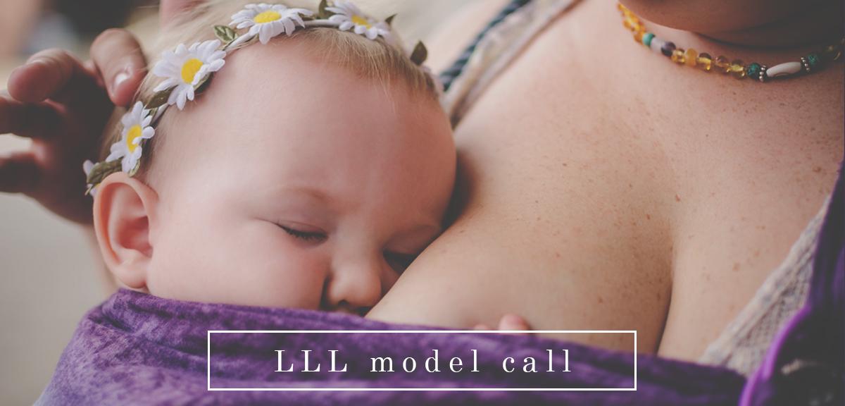 breastfeeding la leche league ebb and flow photography model call