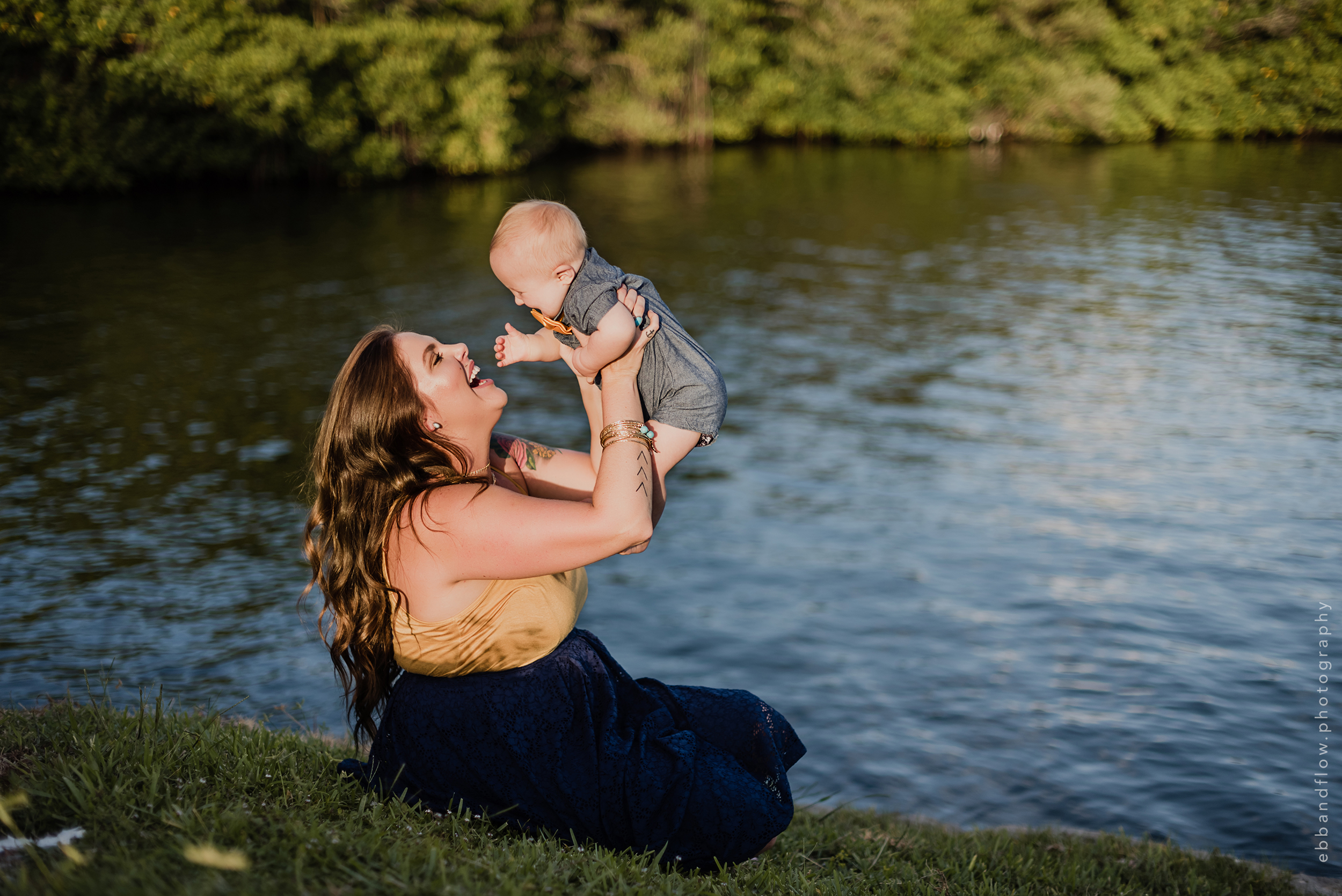 A Down Syndrome Breastfeeding Story - Ebb and Flow Photography