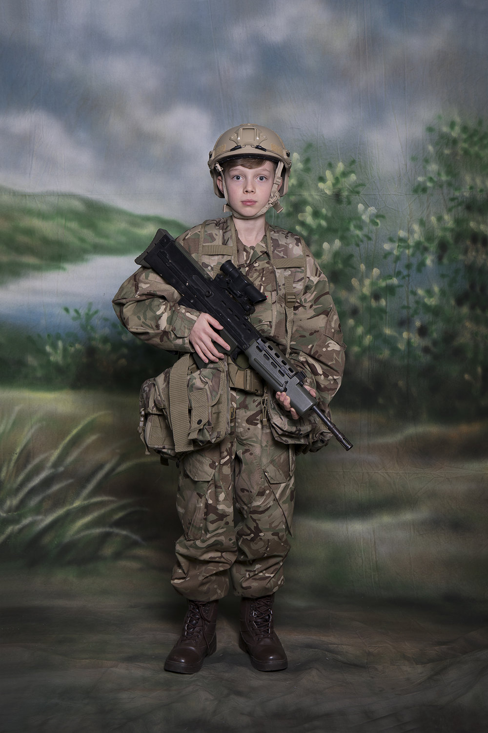 The Guernsey Detachment Army Cadet Force