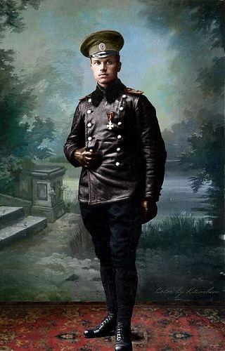 Historical Military Studio Portraits