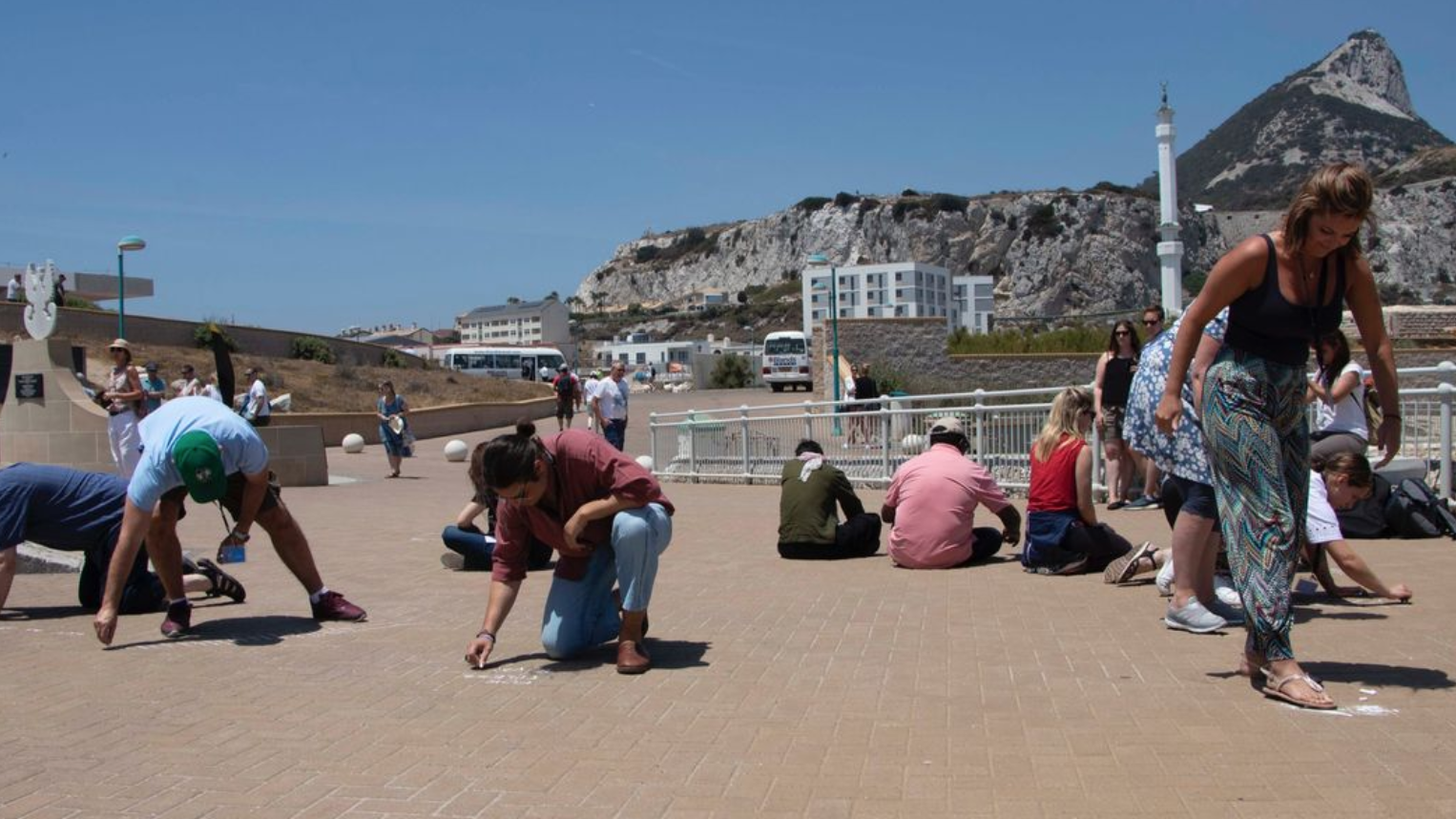 Gibraltarian identity explored at Island Games Art Residency