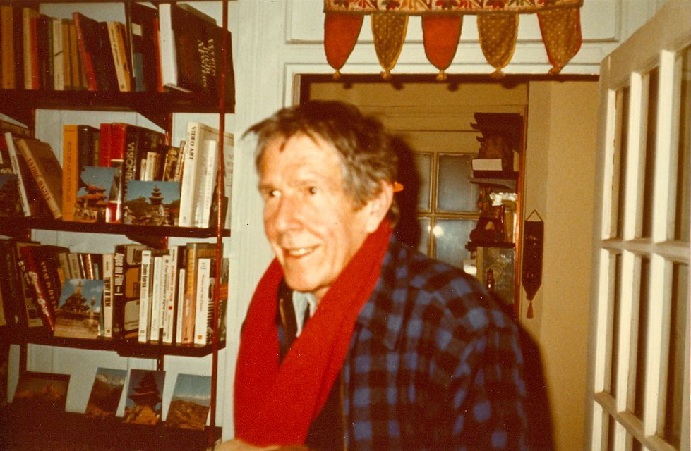 John Cage at PAJ for a 1979 interview