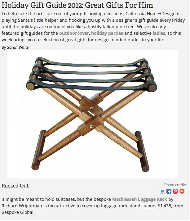 See:  Matthiessen Luggage Rack
