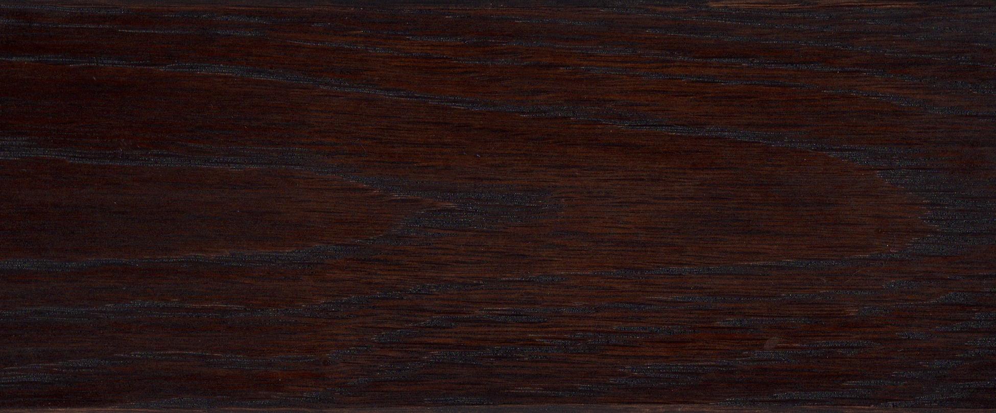 white oak - dark brown