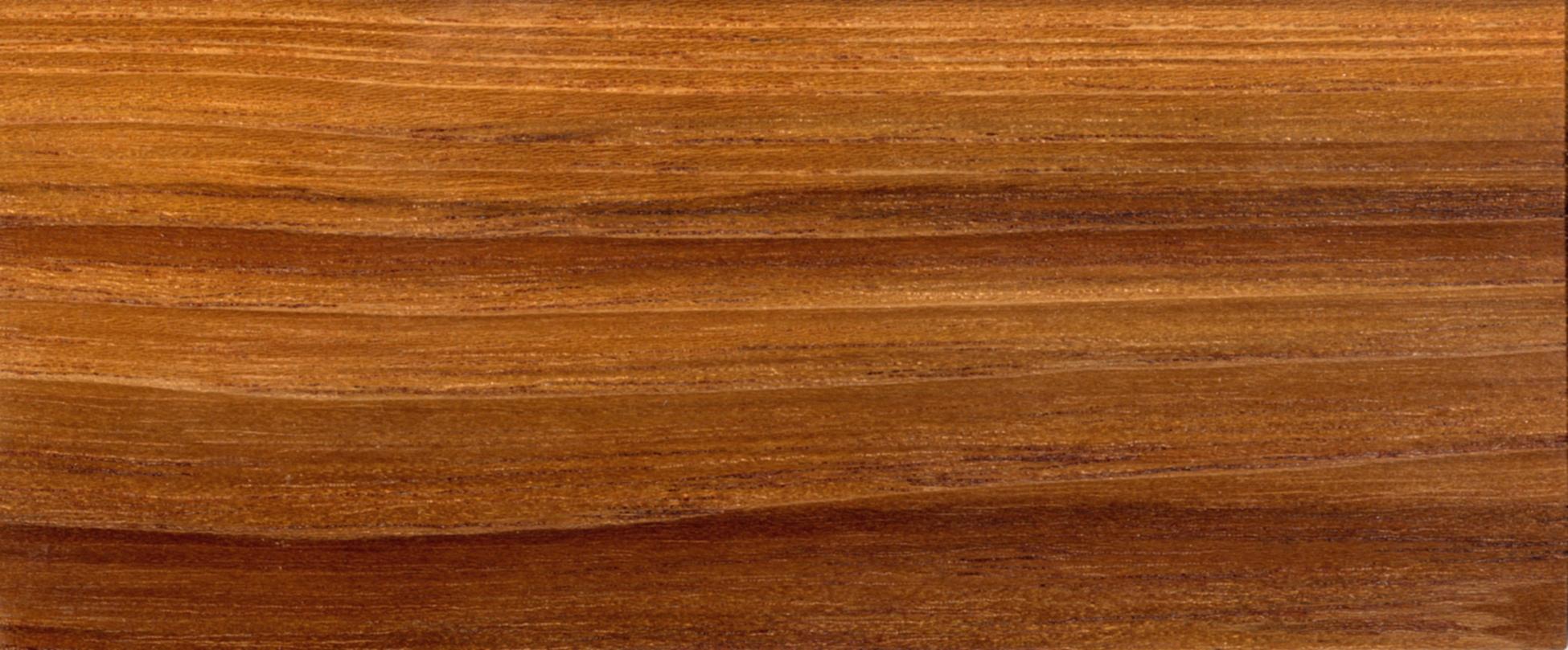 teak - oiled for indoor