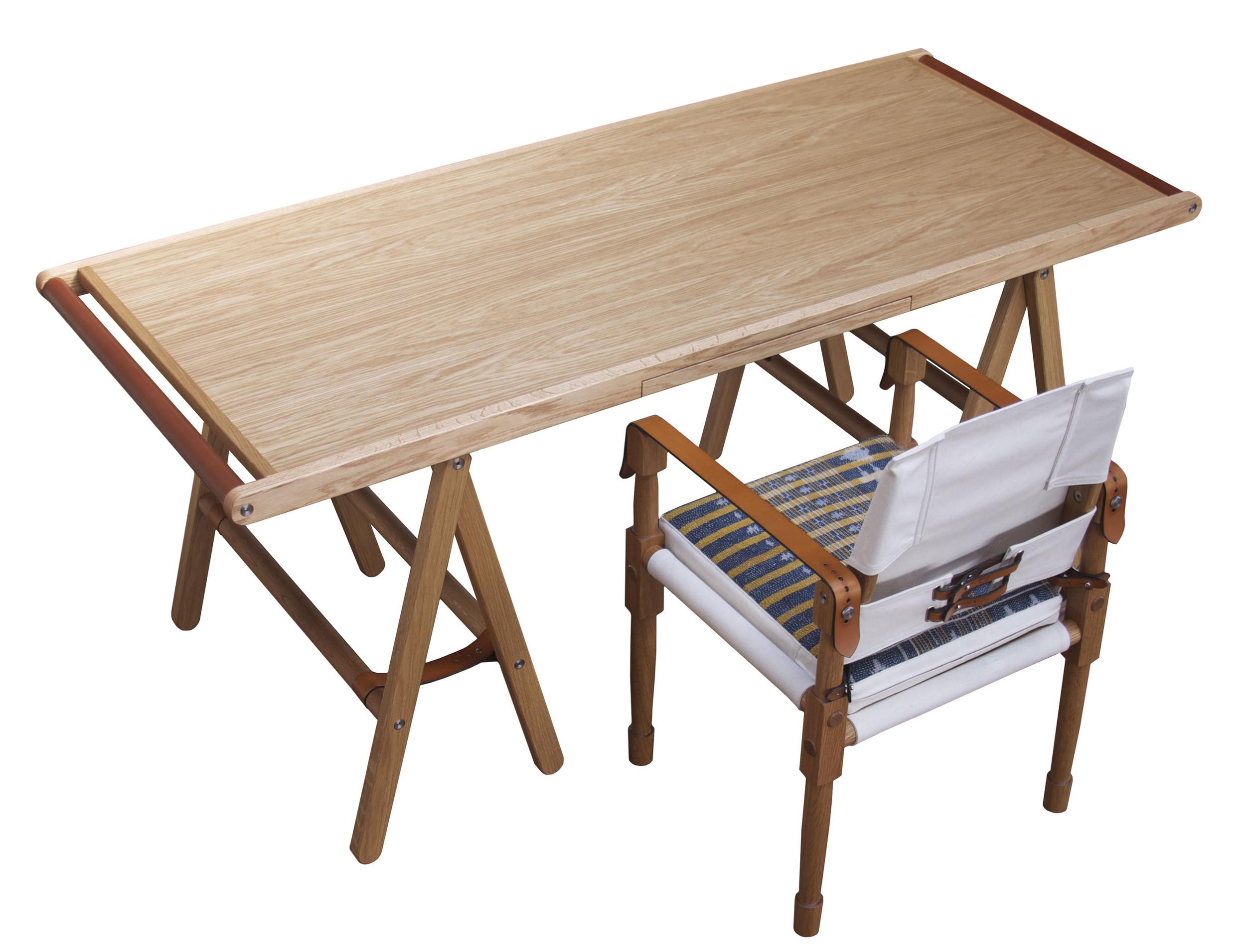 Danziger Table in white oak - oiled