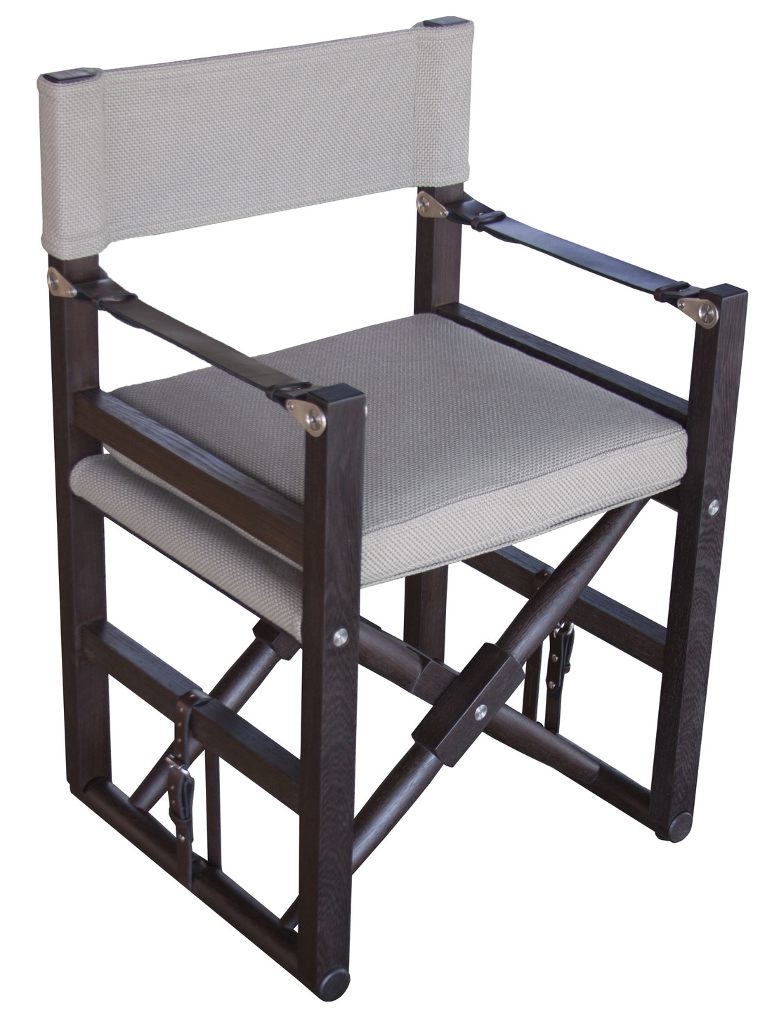 Cabourn Chair with dark chocolate straps