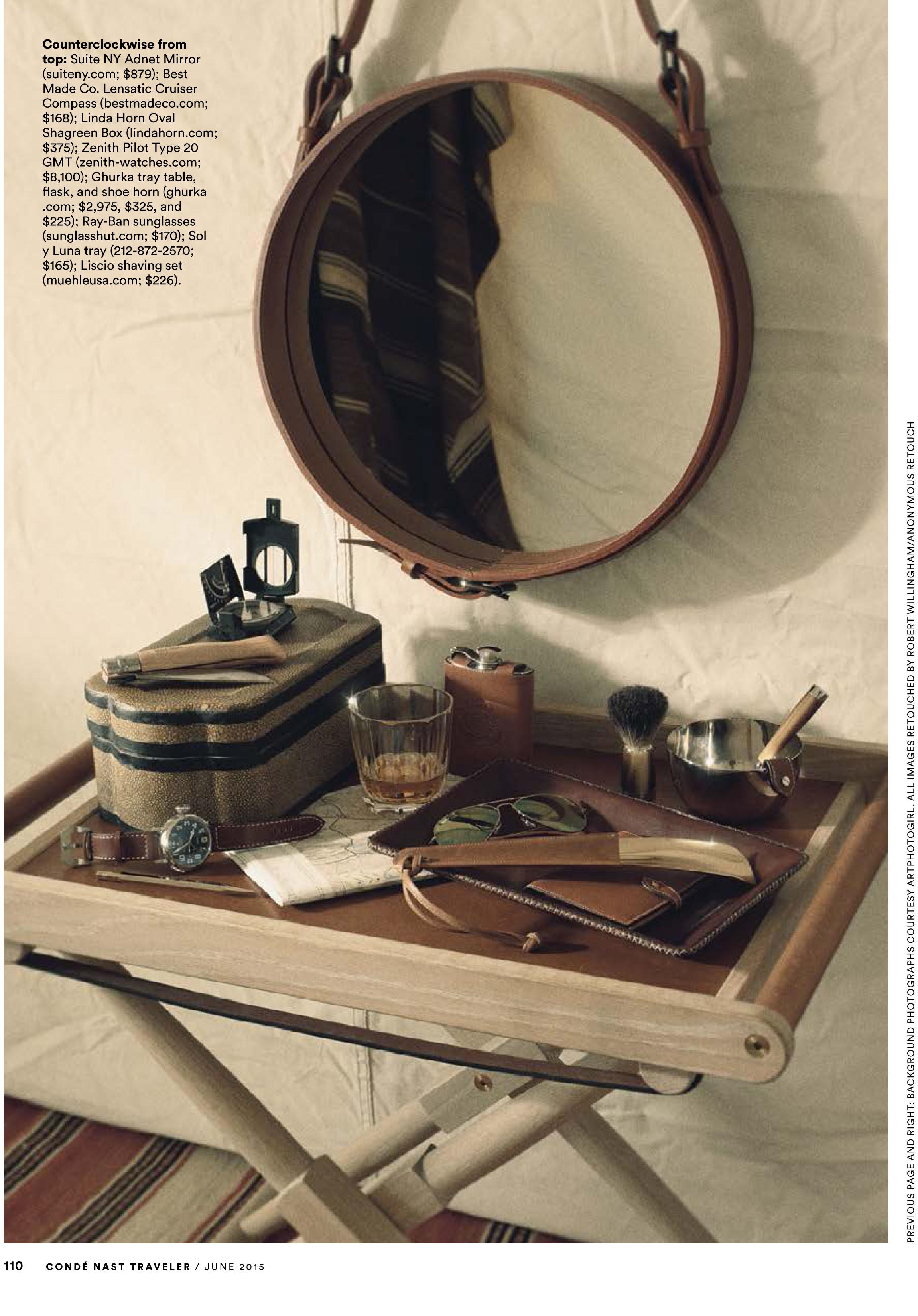 Featured: Matthiessen Tray Table
