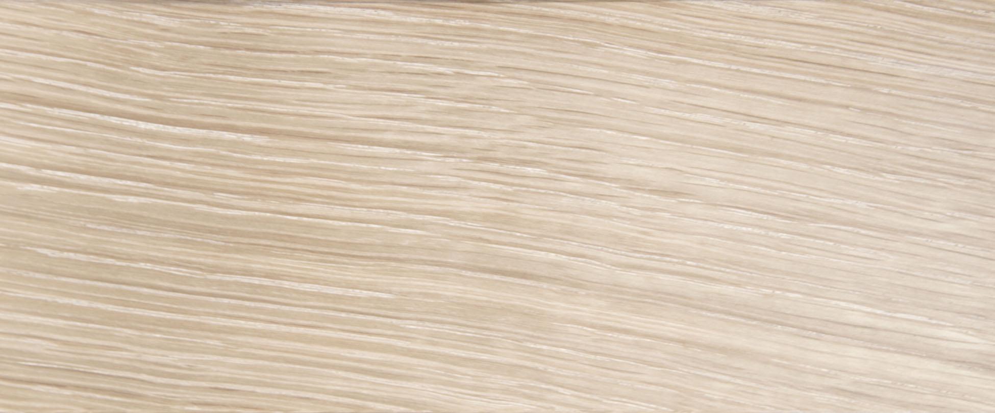 white oak - natural finish (water based)