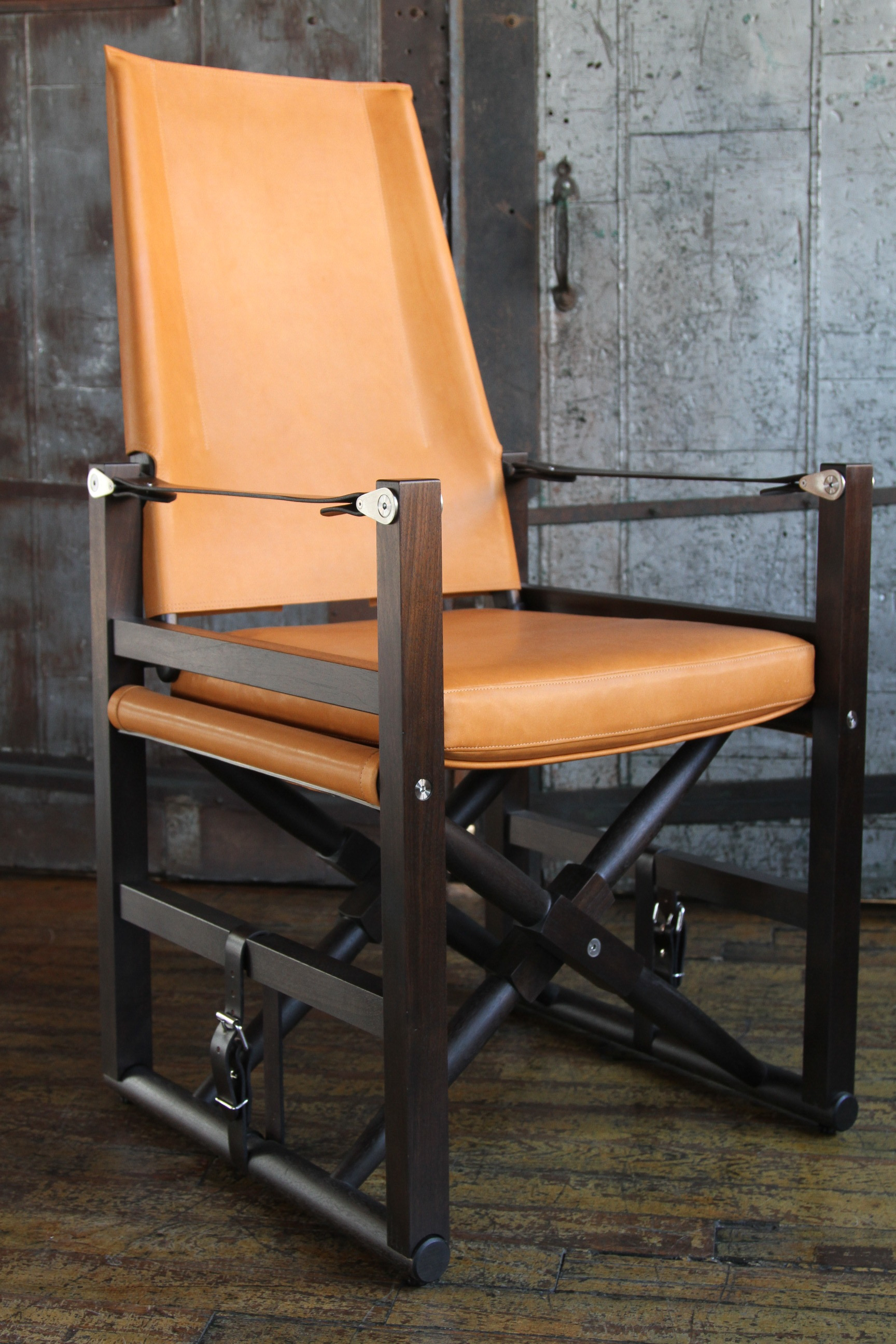 High Back Cabourn Folding Chair