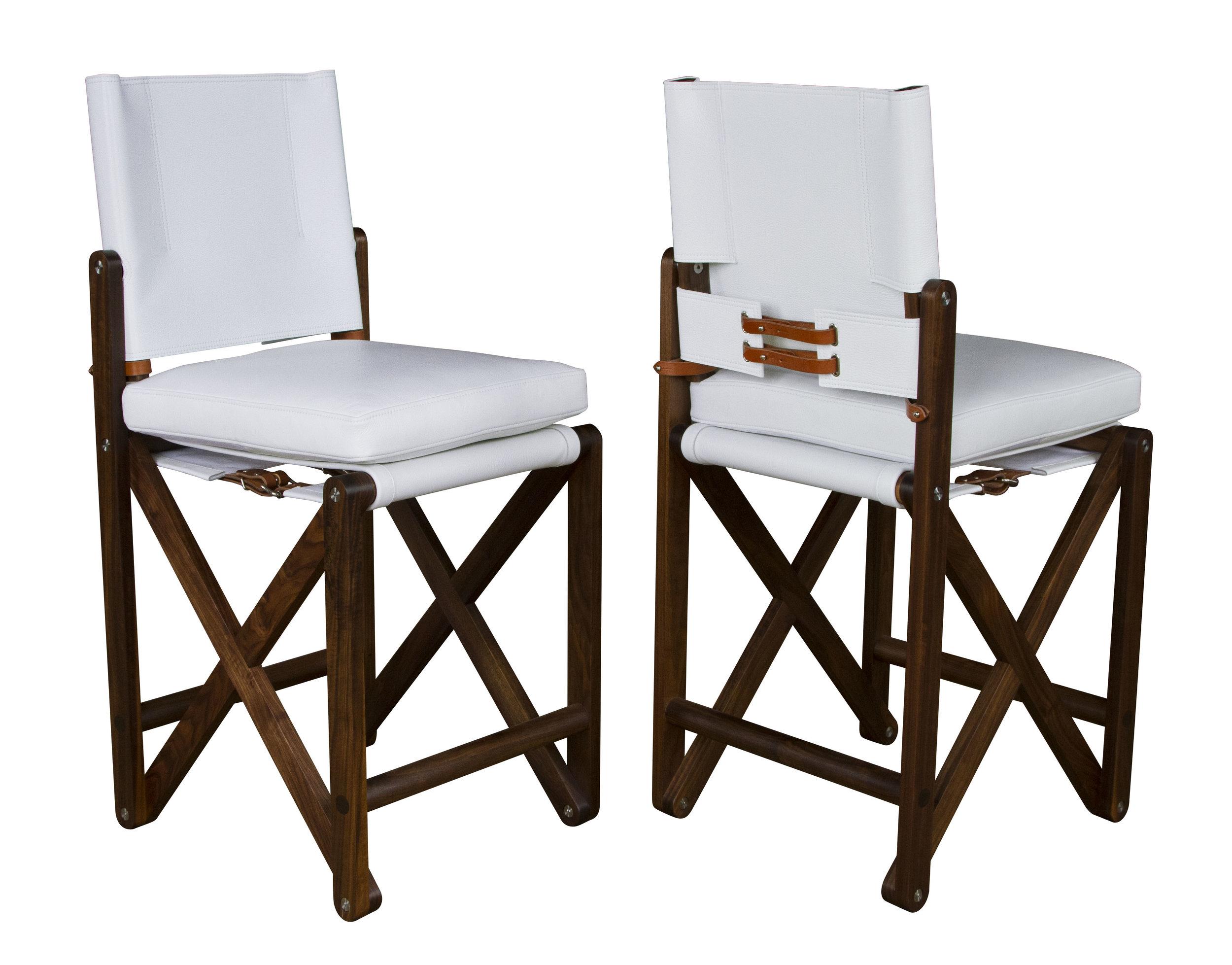 MacLaren Armless Counter Chair