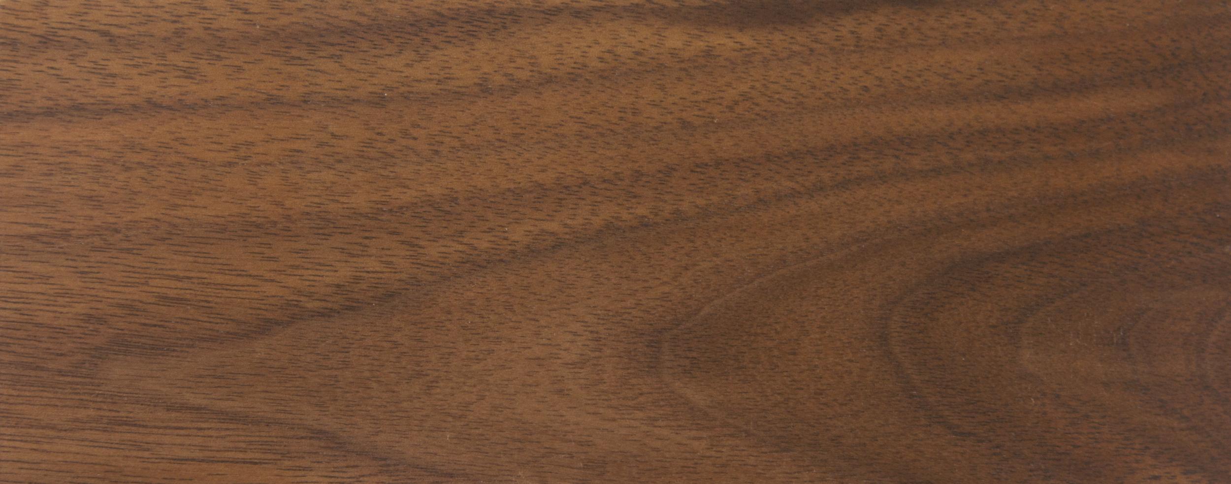 walnut - oiled