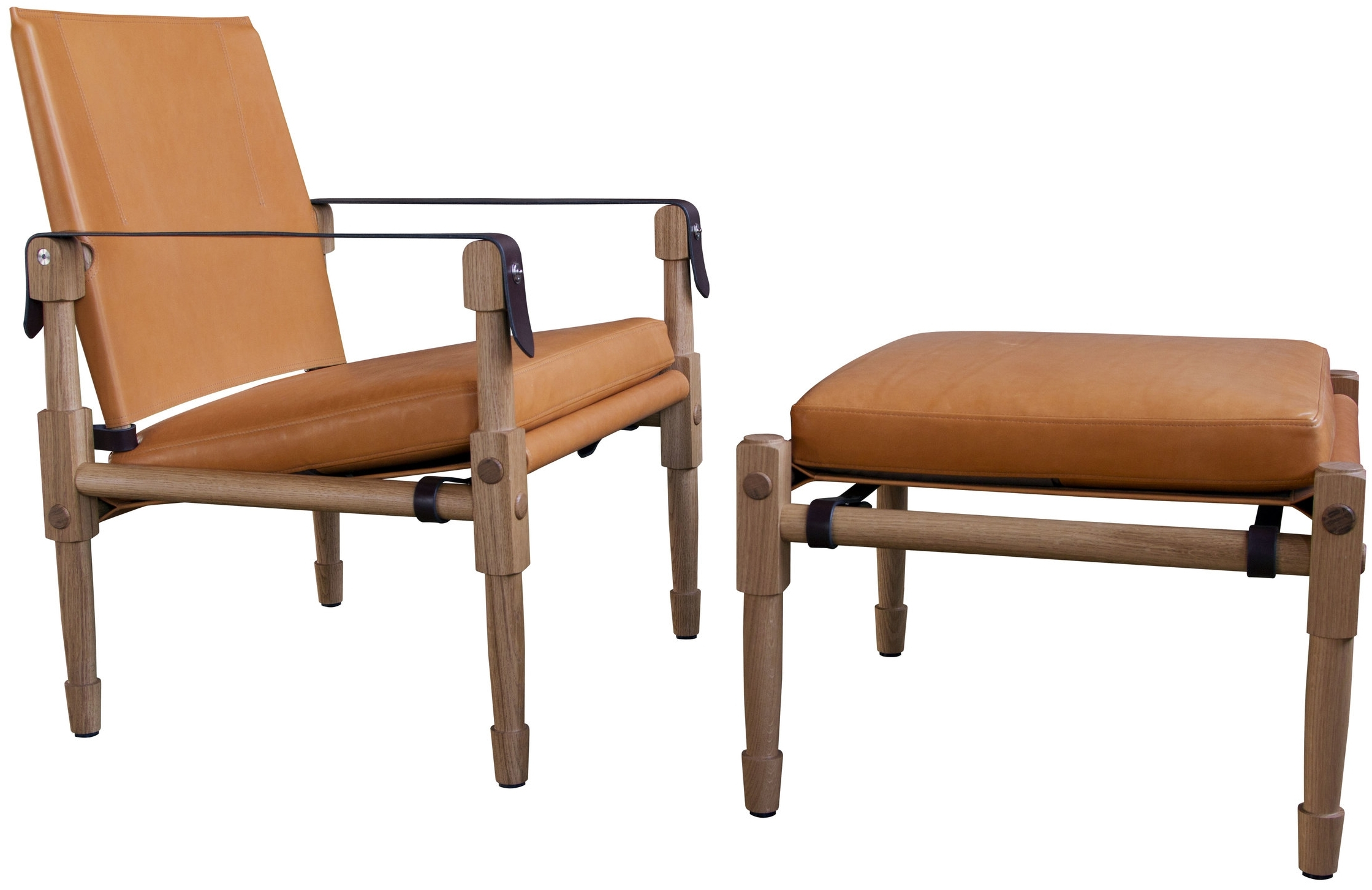 Chatwin Lounge and Ottoman - Grand 1