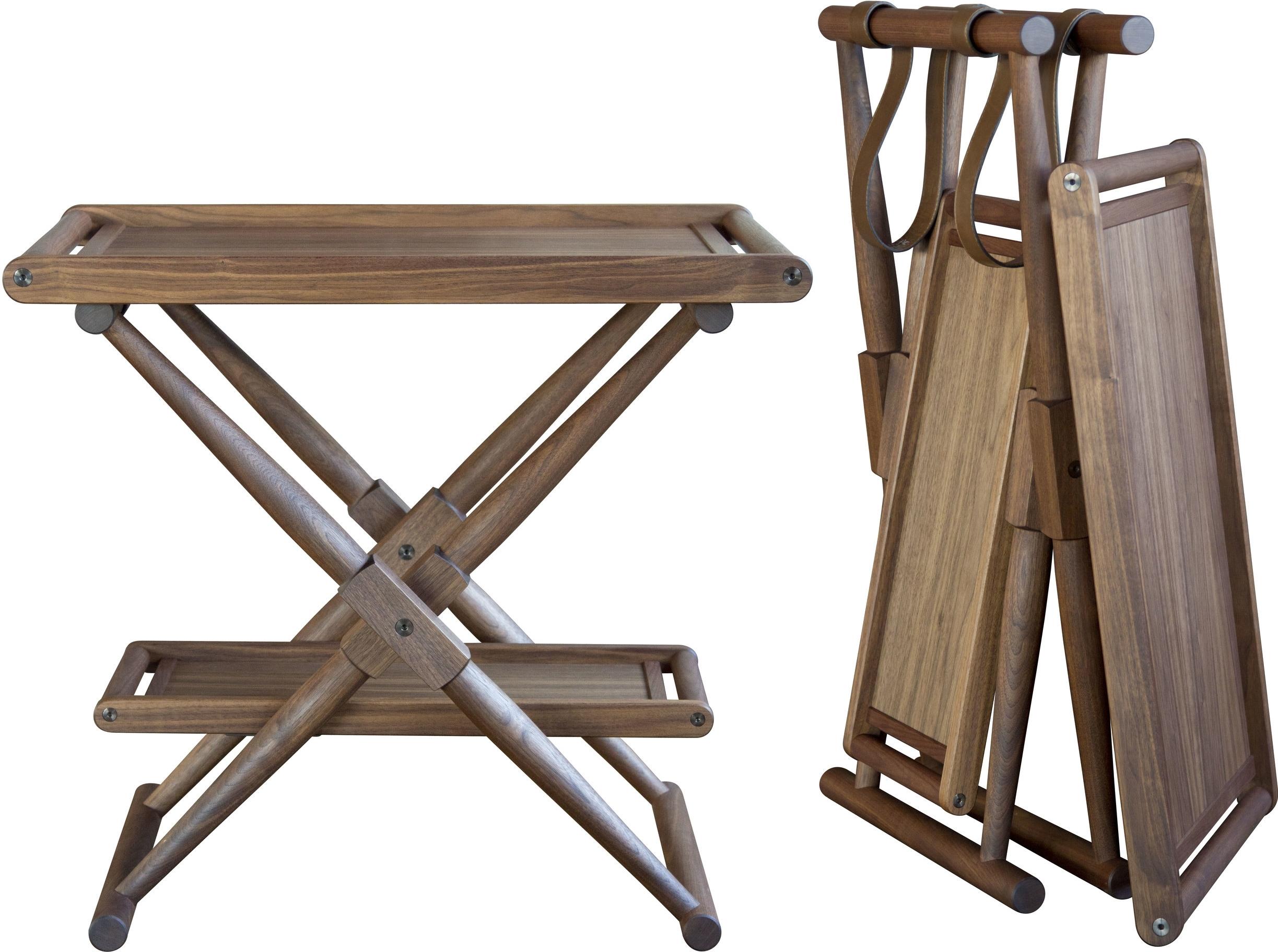 Matthiessen Folding Bar Table