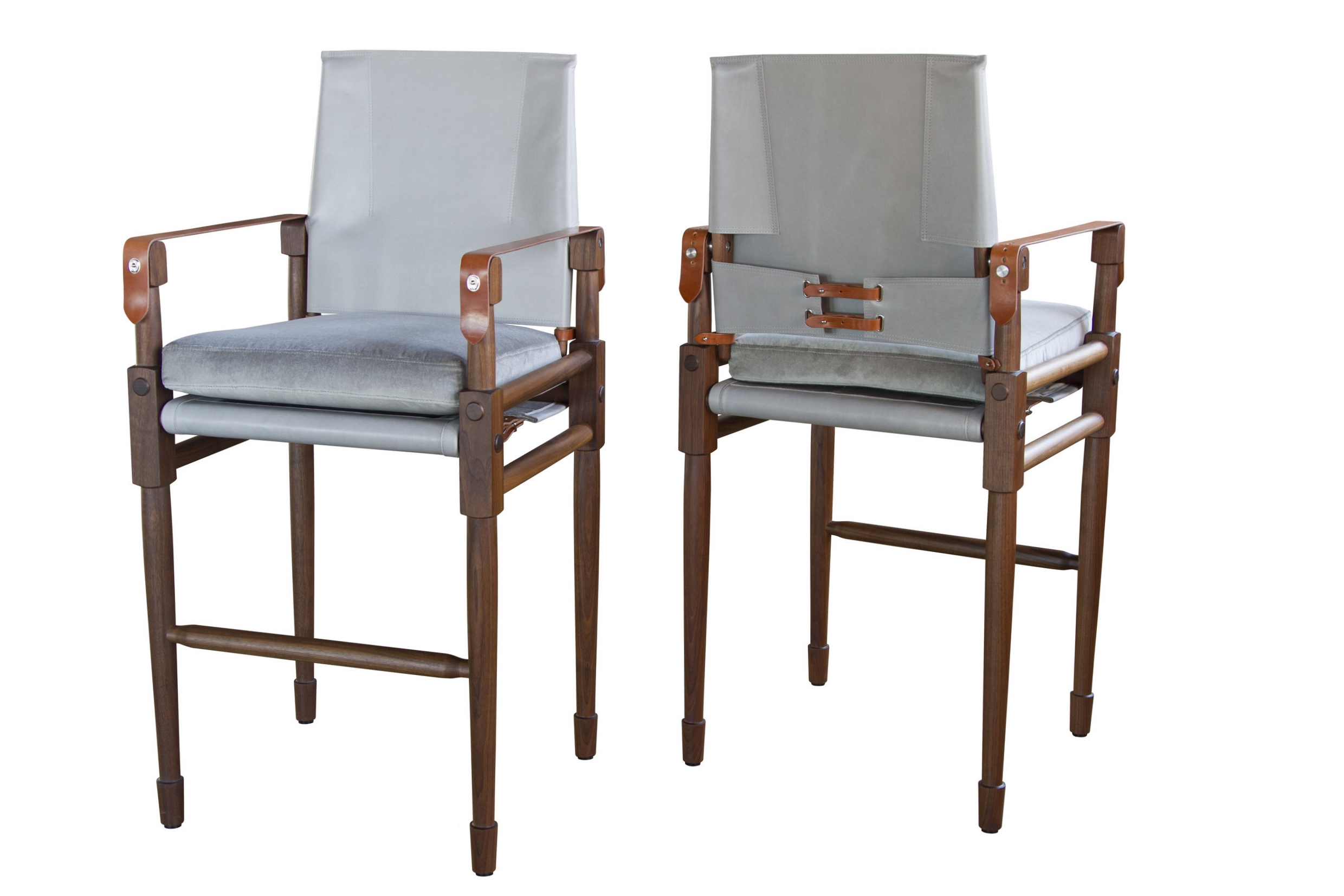 Chatwin Bar Chair - Wide