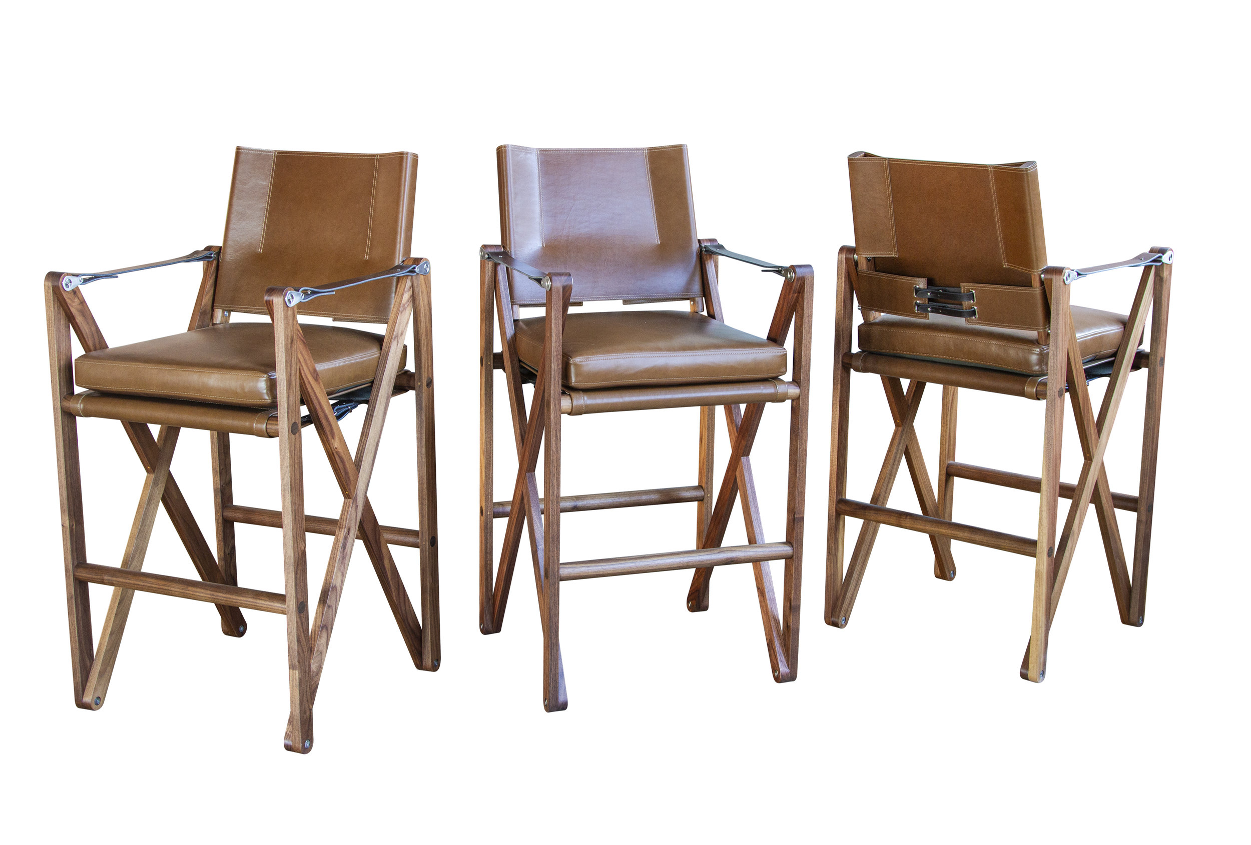 MacLaren Bar Chairs - Wide
