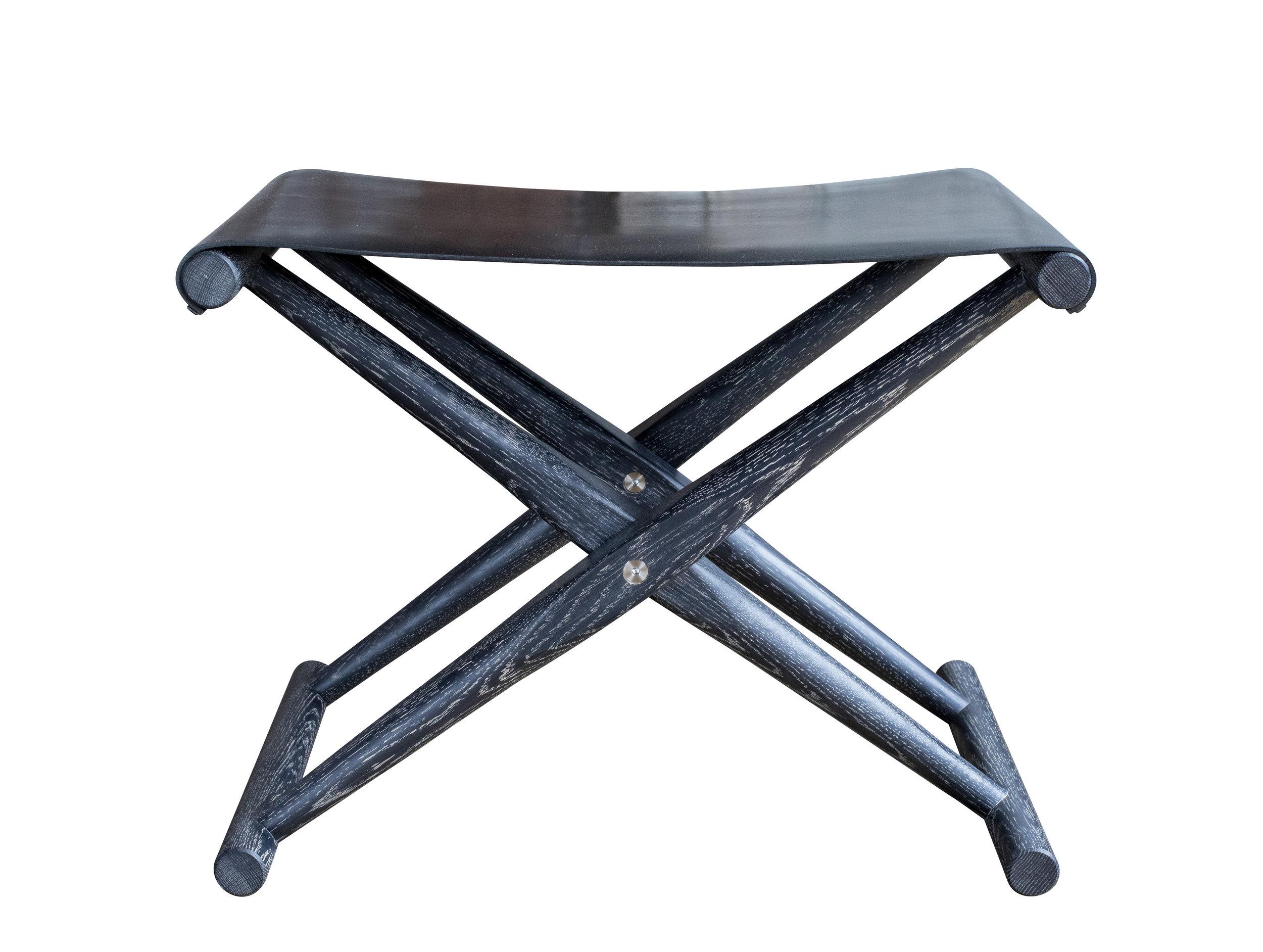 Matthiessen Folding Stool - New Leg Option
