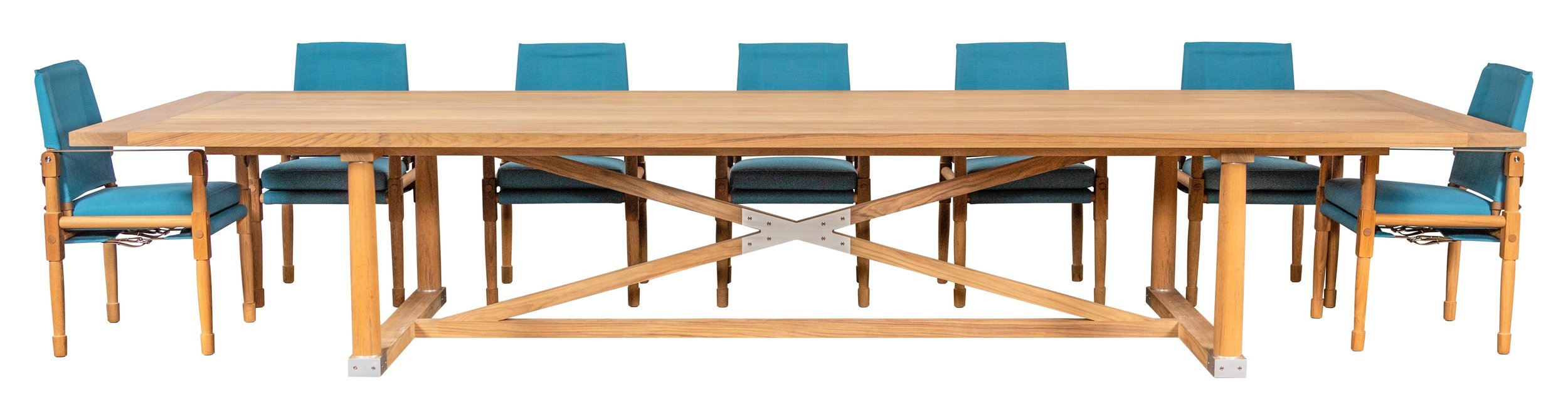 Carden Table with Chatwin Chairs