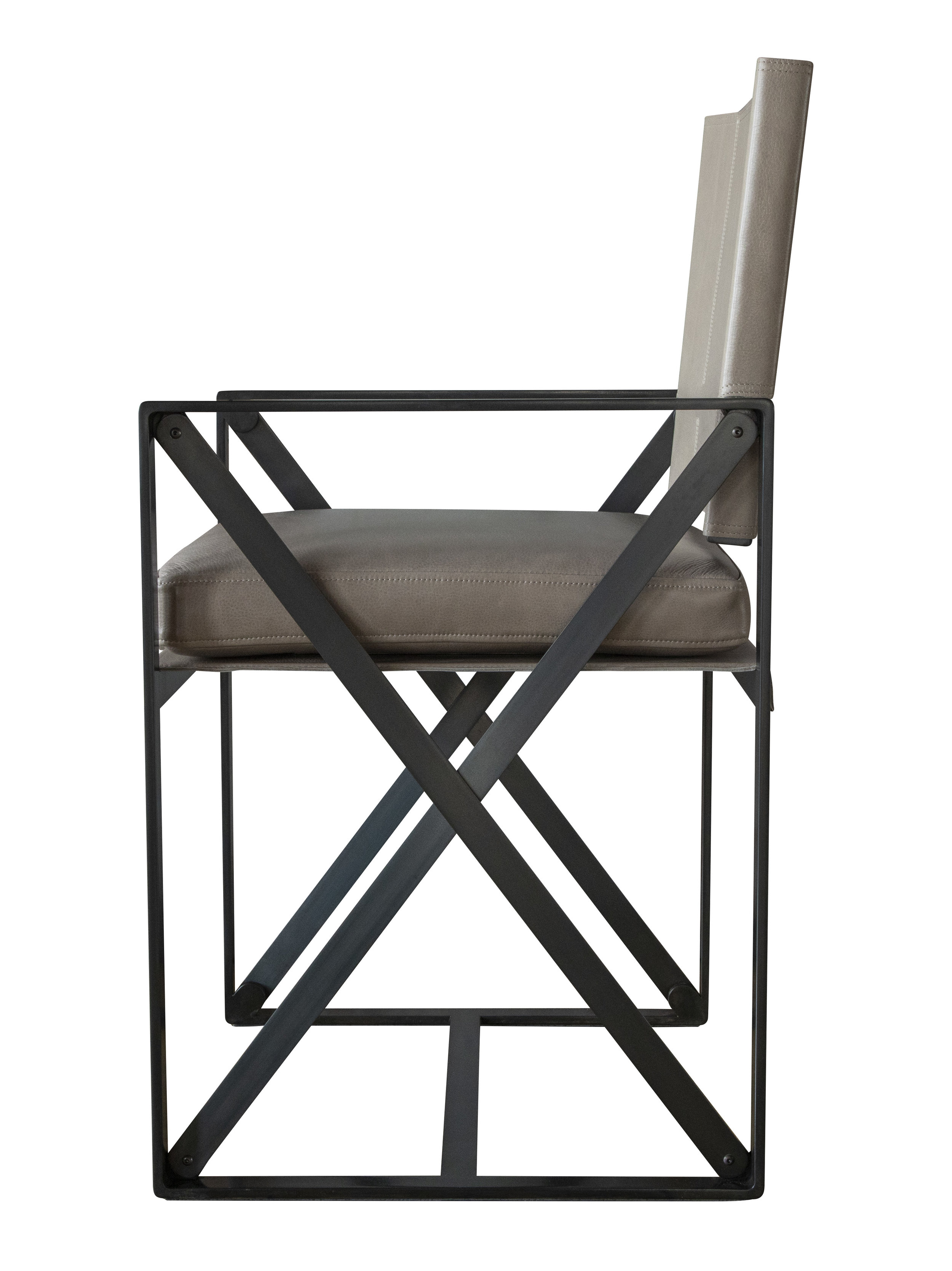 St. Cloud - Dining Chair  w/ x  sides