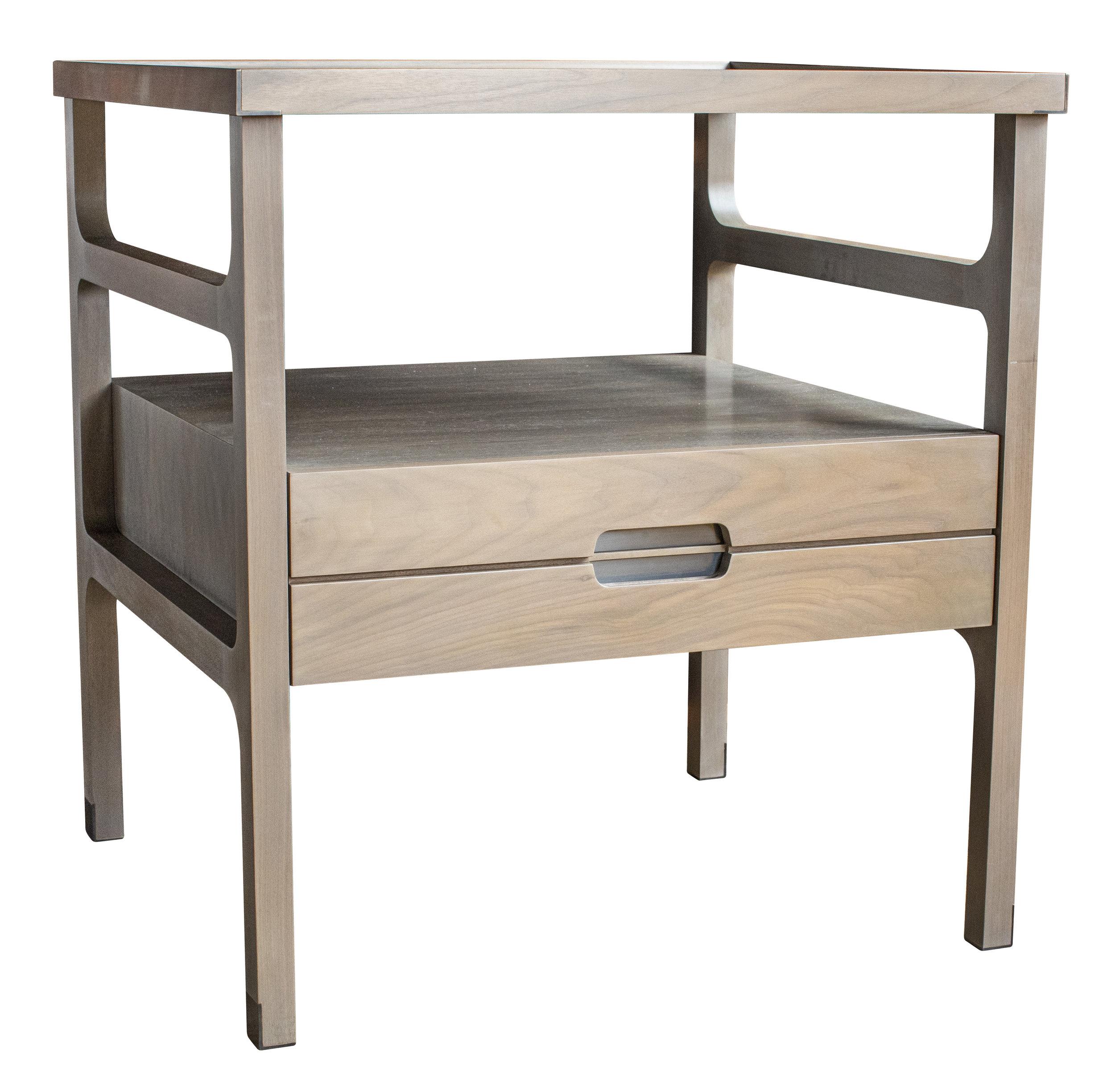 Tiernan Side Table - Single Drawer