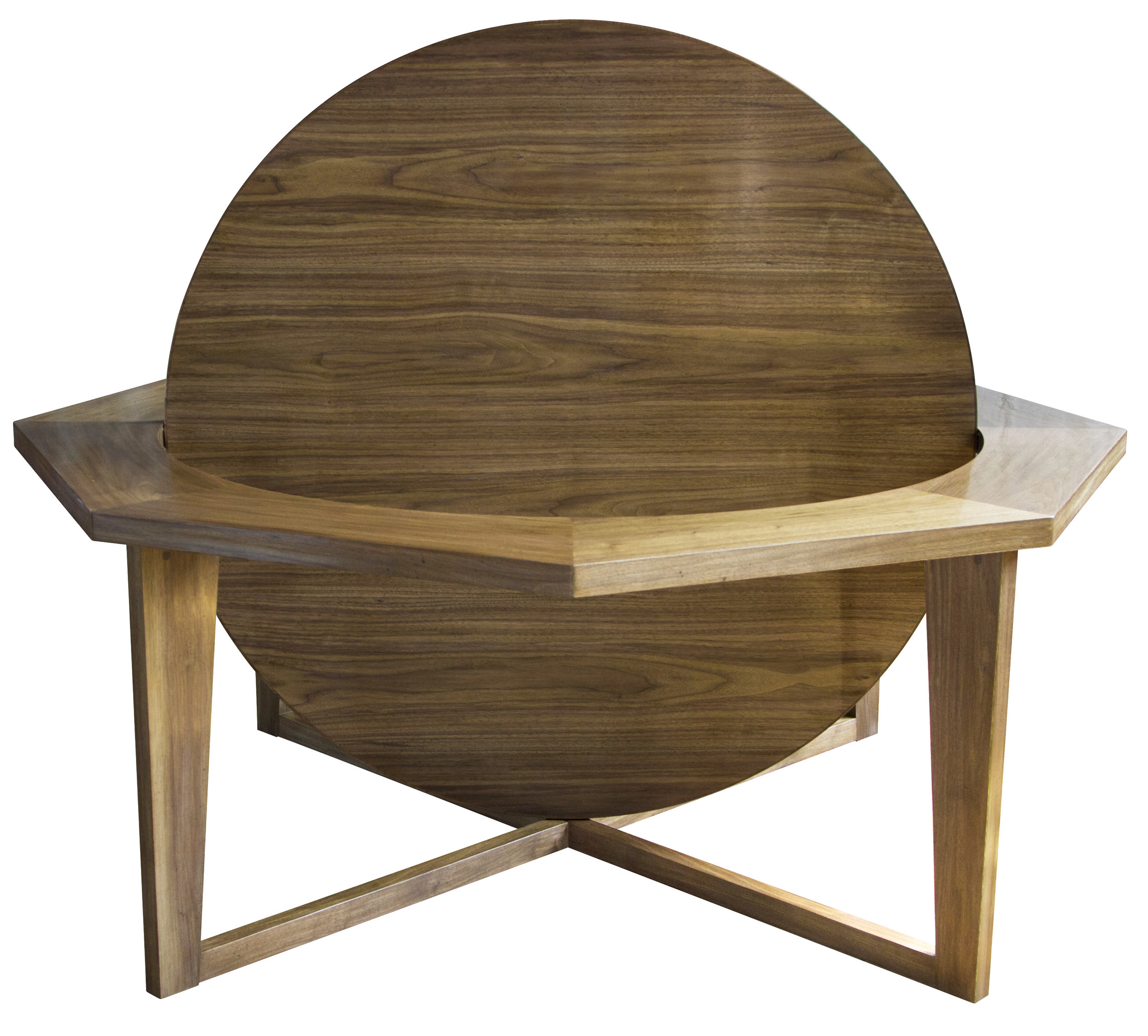 Hendricks Dining / Poker Table