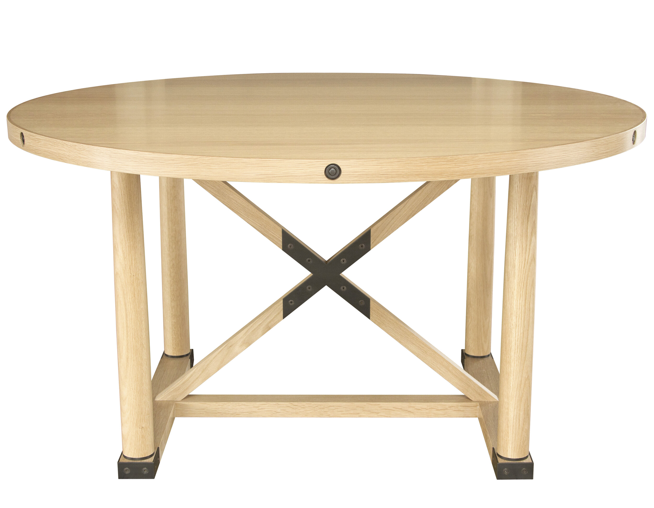 Carden Round Dining Table