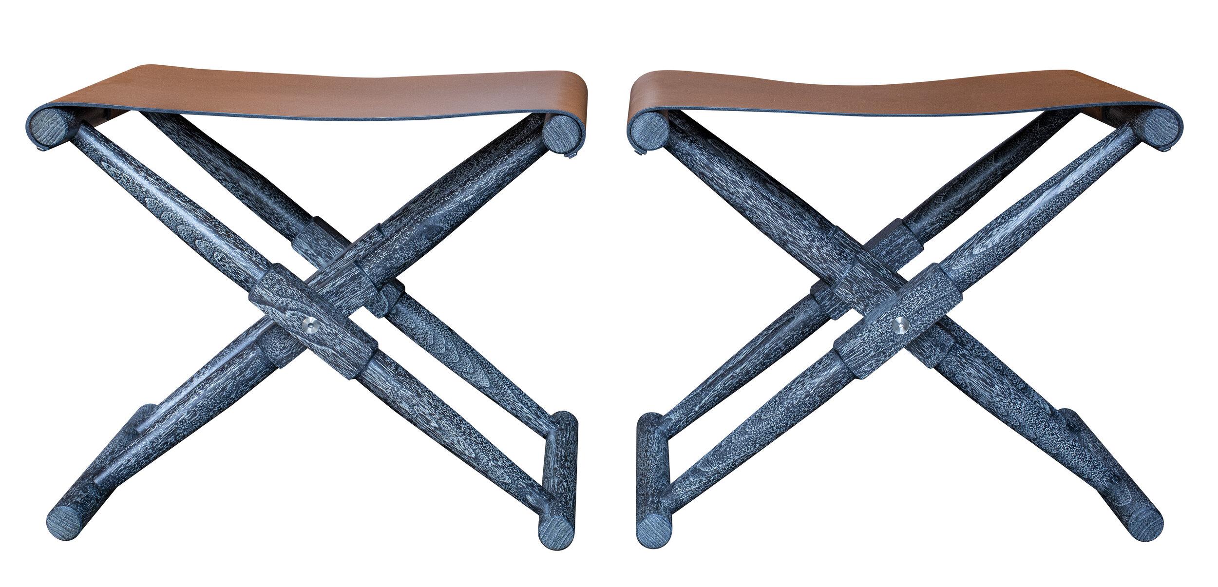 Matthiessen Folding Stools