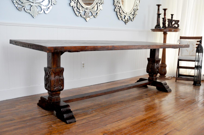 REDFERN HARVEST TABLE