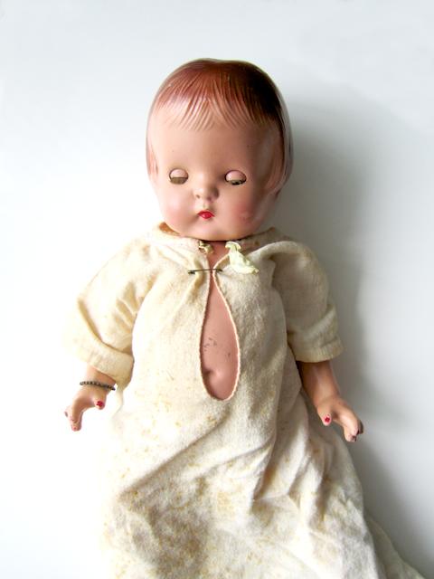 1930 年代美國製 Effanbee Patsy Ann 洋娃娃
