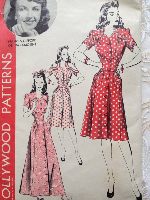1940 年代洋裝
