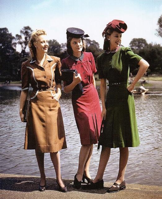 1940 年代雜誌照