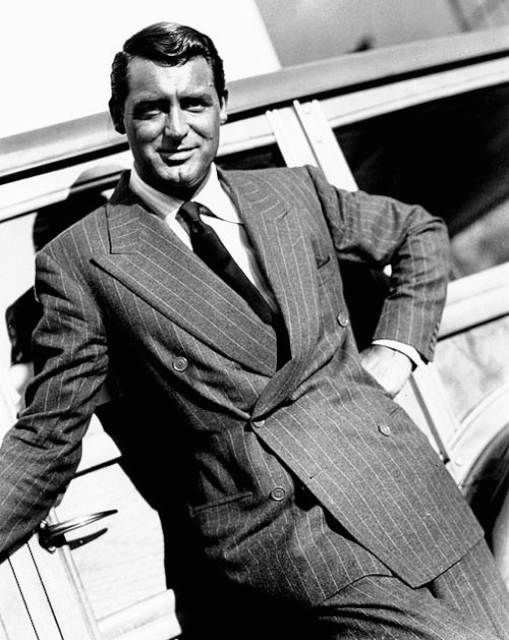 1940 年代,影星 Cary Grant