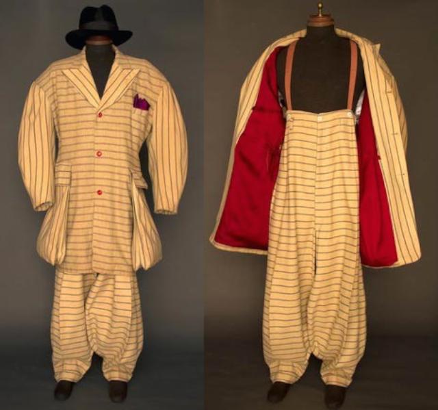1930-1940 年代 Zoot Suit