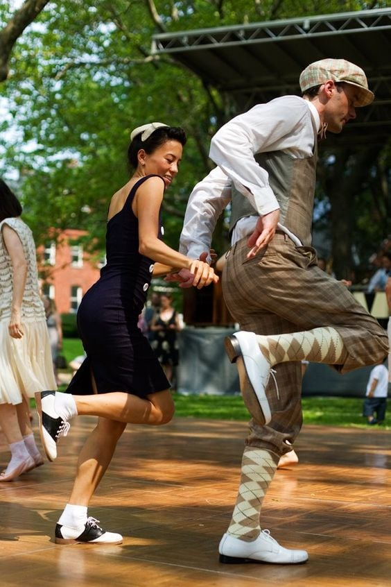 Jazz Age Lawn Party, 圖片來源: The Sartorialist