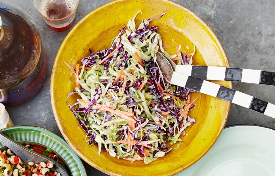 Bon Appétit 雜誌的經典 coleslaw