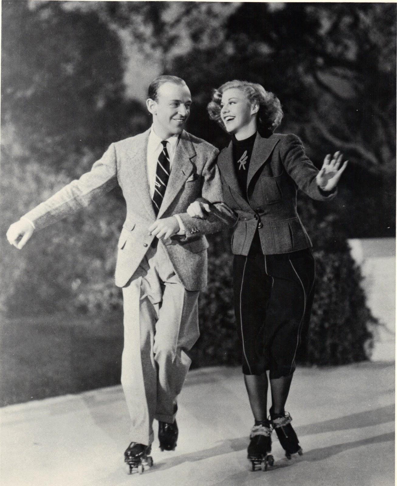 佛雷與金姐,1937 年浪漫喜劇《Shall We Dance》