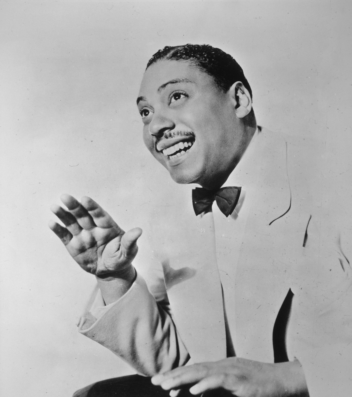 搖擺/藍調/早期搖滾樂手 Big Joe Turner( via :  Dance of the Sixties )