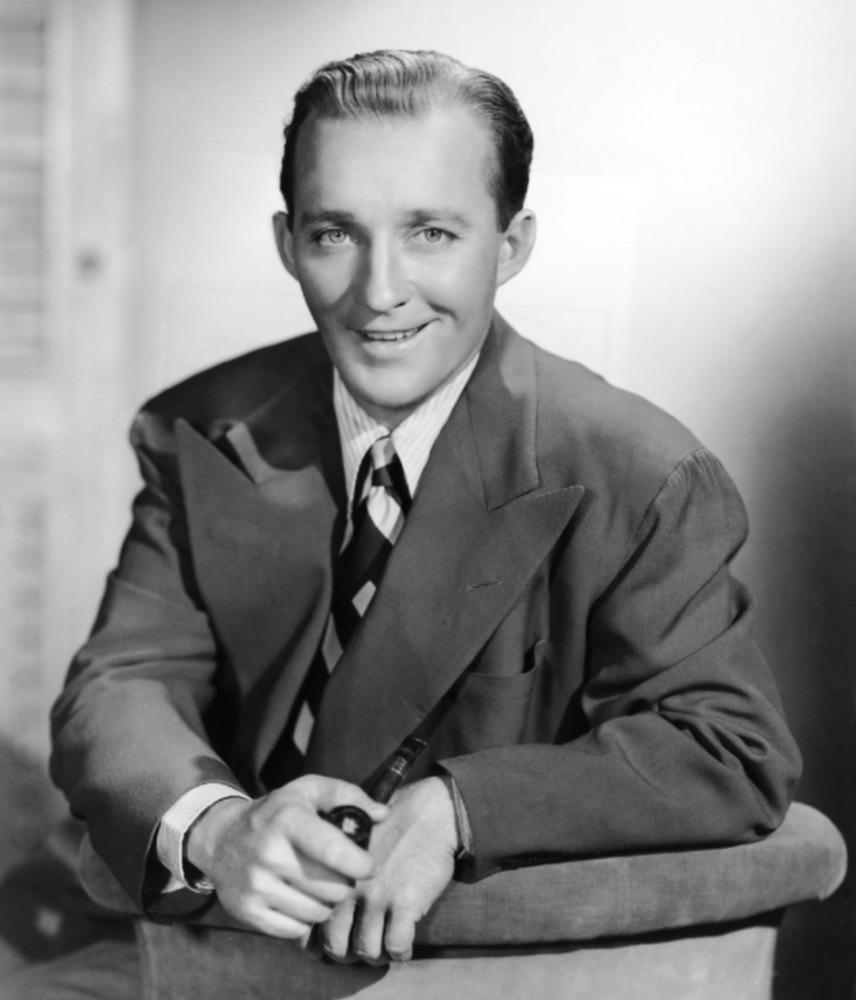 Bing Crosby(平·克勞斯貝)( via : Classic Cinema Gold )