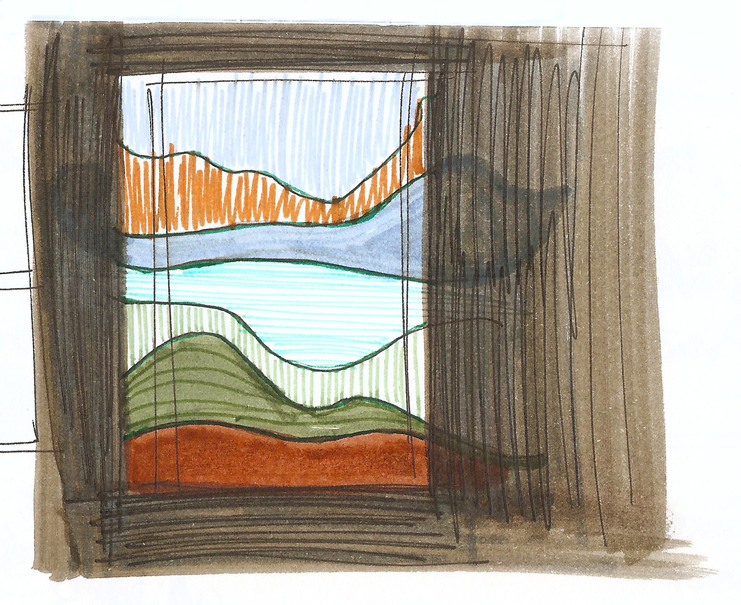 Interactive Window Shade