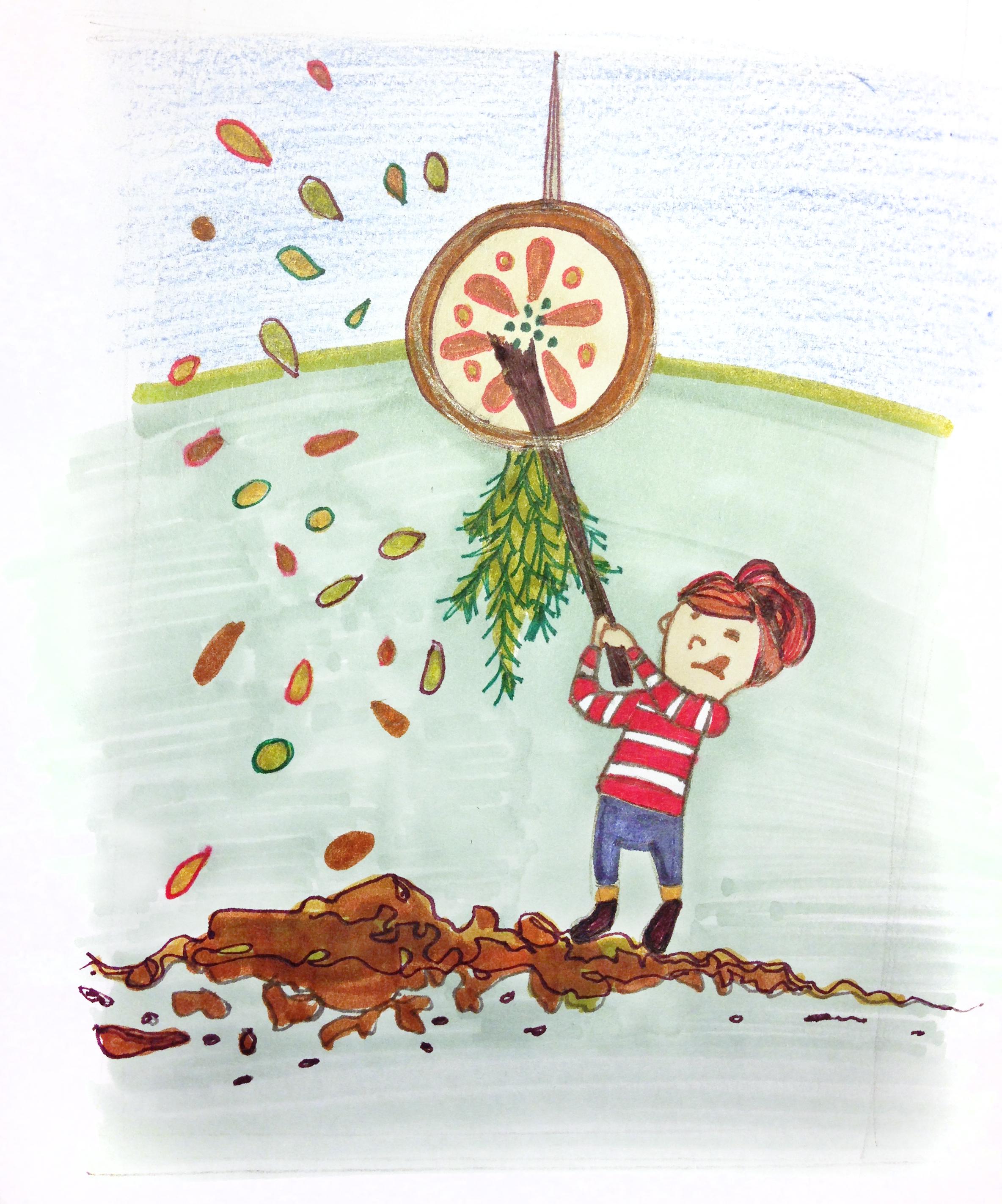 Seed Pinata