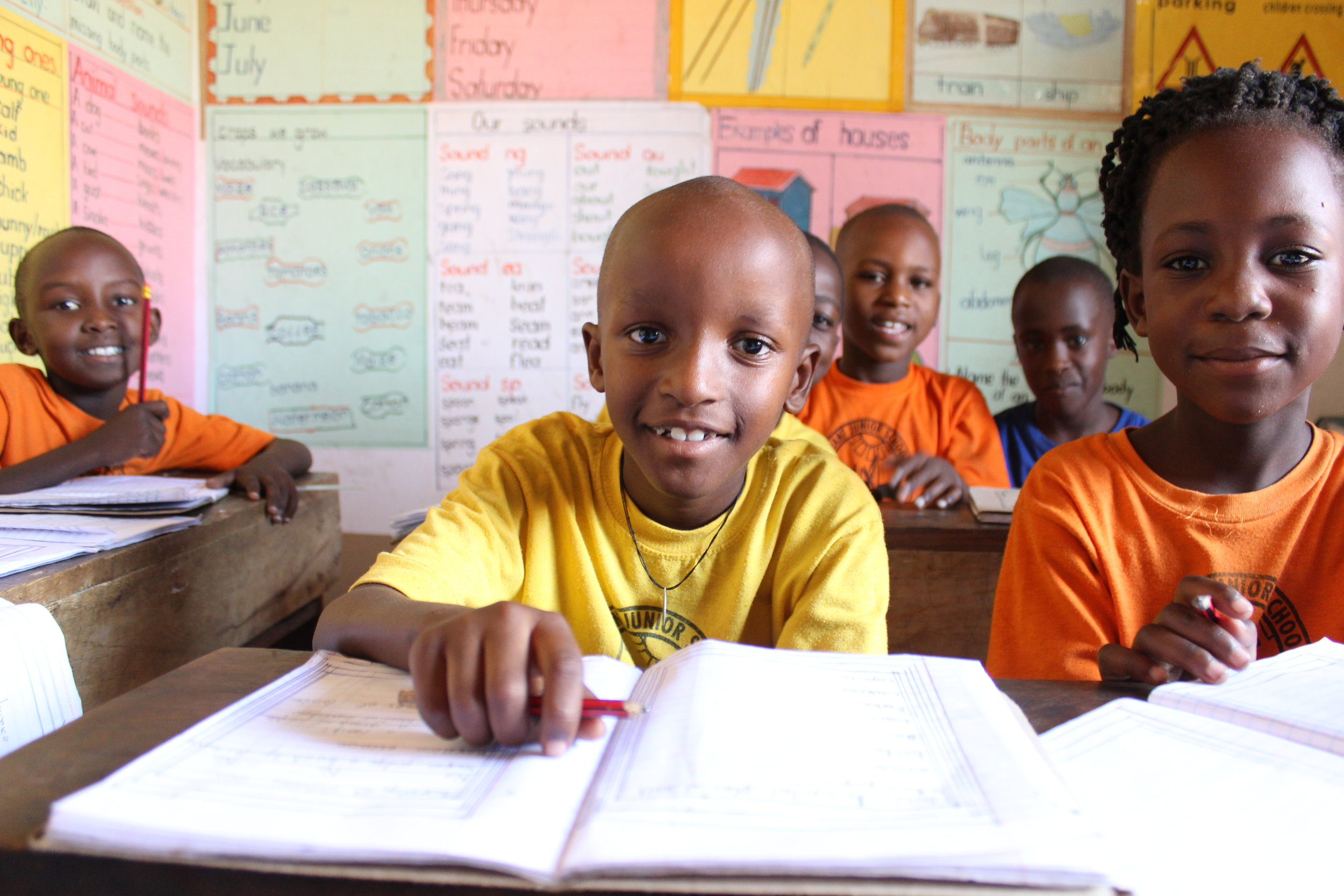 Sponsor a Child Uganda Africa