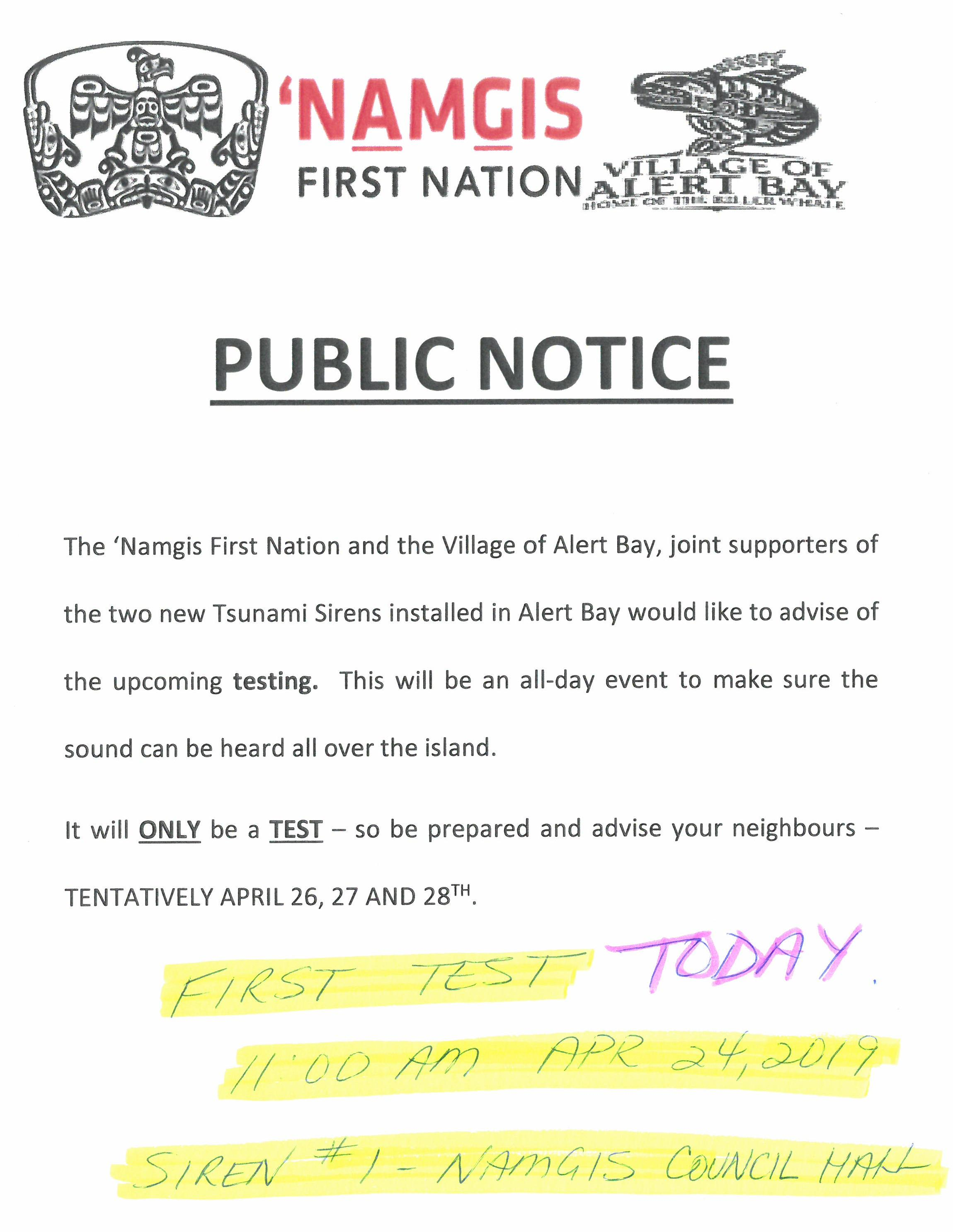 Tsunami Siren Testing Notice April 24, 2019.jpg