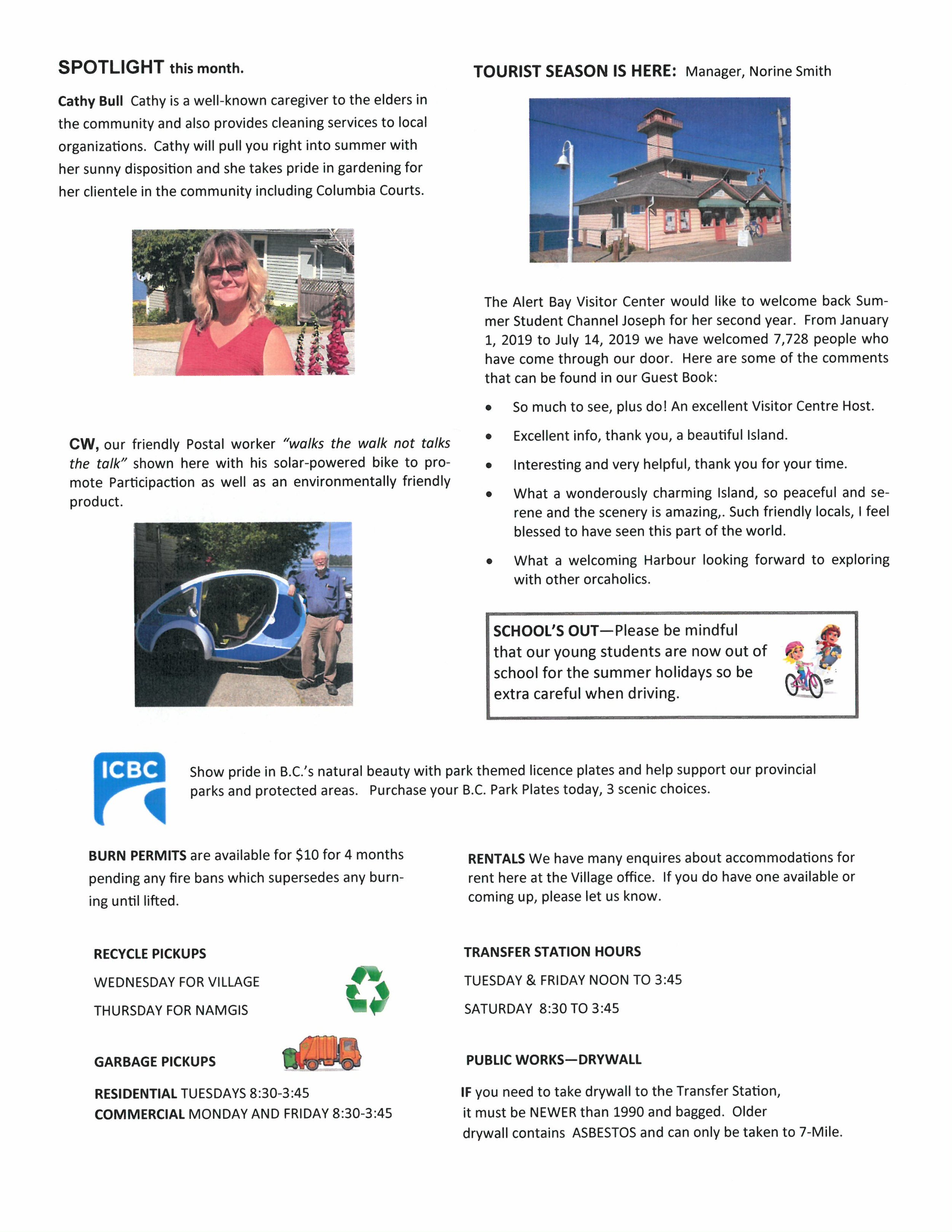 The Bay Banter News Lettter July 2019 page 2.jpg